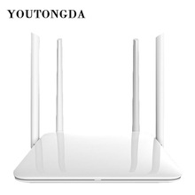 1200 Mbps 802.11ac kablosuz dual band router 4 antenler 2.4G/5gz