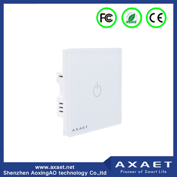 2017 New design EU Standard Bluetooth Smart Switch