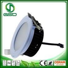 Warm&cool&nature white 30w 240v indoor lighting ultra thin mini smd led downlight