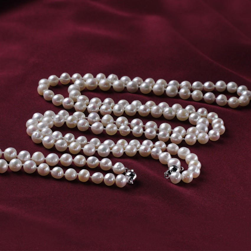 Cheap Pearl Necklace Sets
