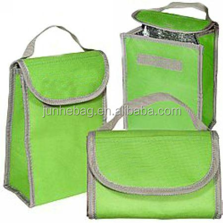 Portable Non Woven Folding Lunch Cooler Bag,Cooler Lunch Bag