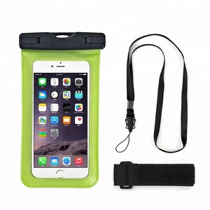 Inflatable&Armband Swimming Diving Waterproof Phone Bag For Iphone XS Max