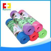Wholesale yoga mat material rolls , custom organic yoga mat