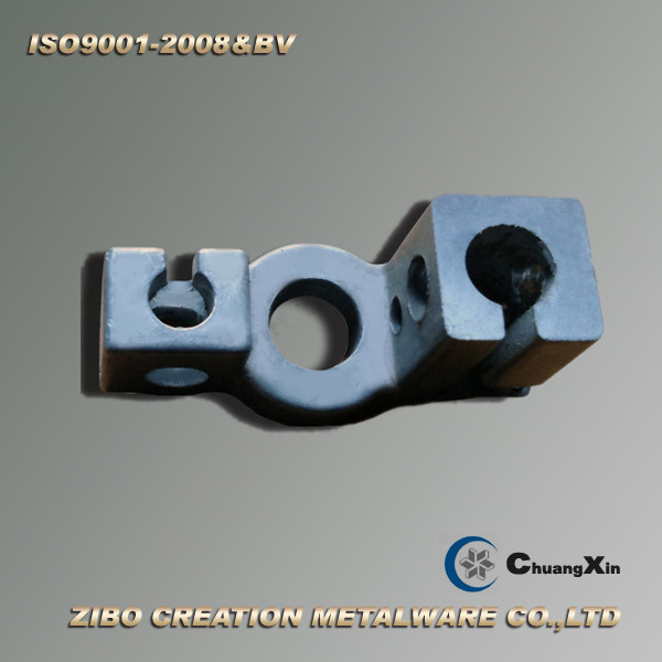 China Manufacturer Die Casting Zinc Alloy Material Part