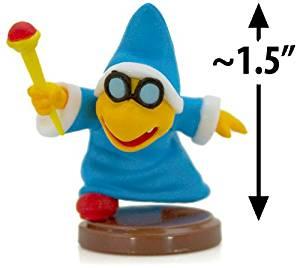 "Kamek ~1.5"" Mini Figure [Super Mario Choco Egg Mini-Figure Series #3 - NO CANDY] (Japanese Import)"