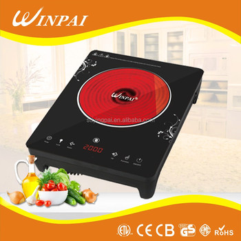 Best Selling Kitchen Appliances Infrared Burner Ceramic Stove For ...