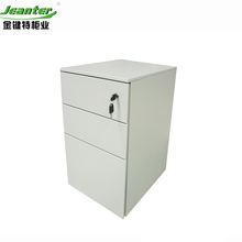 Interior Furniture Design Bed drawers cabinet with 3 drawers and cushion