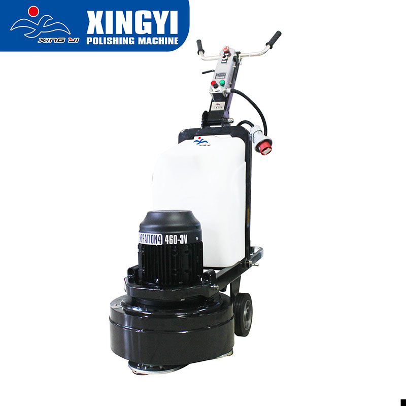 Floor Grinder Polisher 460-3V