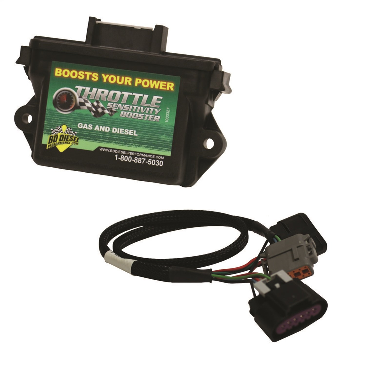 BD Diesel 1057737 Throttle Sensitivity Booster
