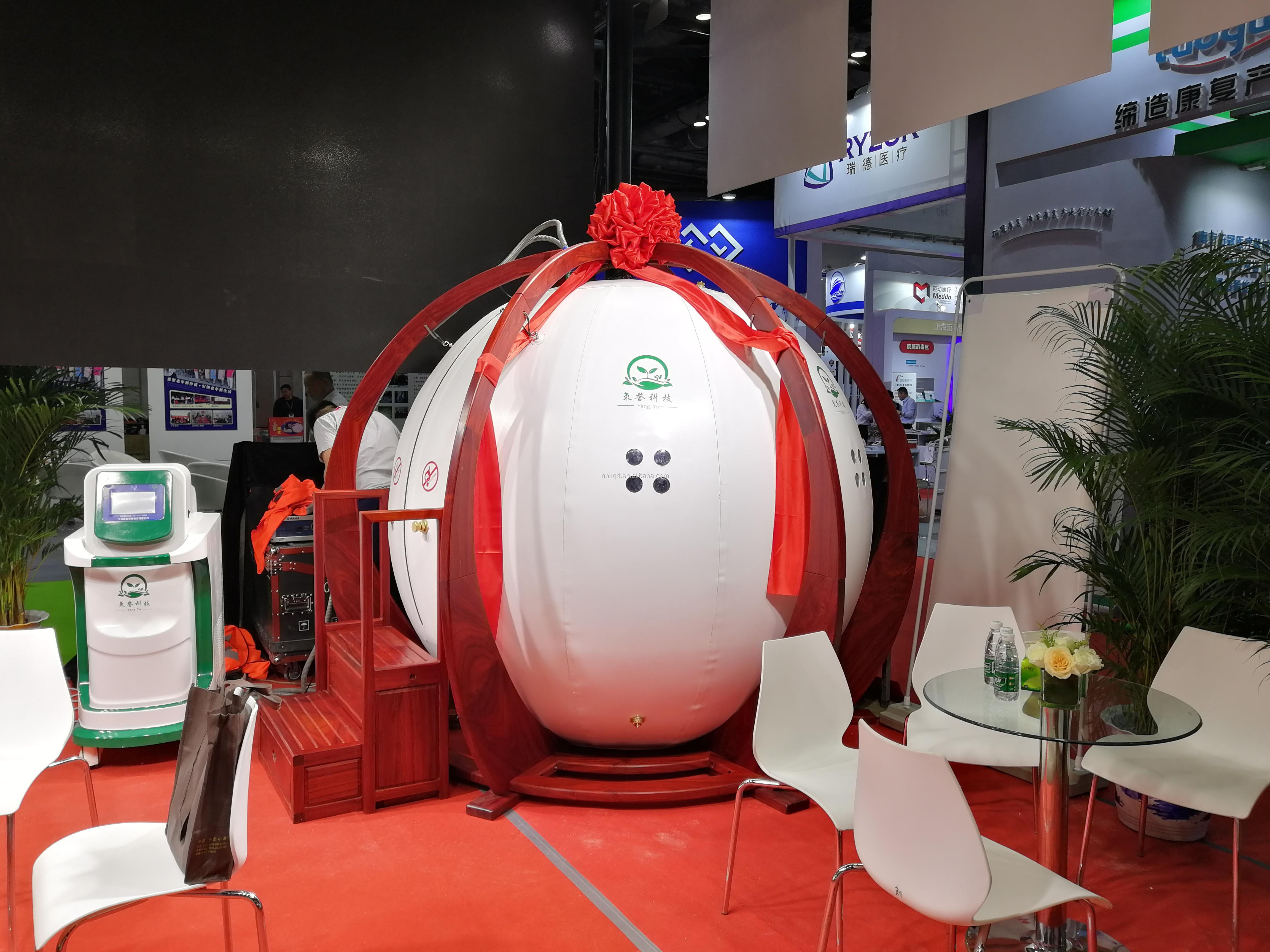 3-4 people Portable Hyperbaric Oxygen Chamber for Plateau Rescue