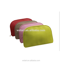 Good Quality PU leather Fashion Travel Cosmetic Bag