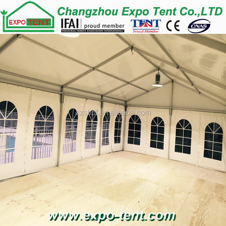 Outdoor Renting Party Tent With Floor