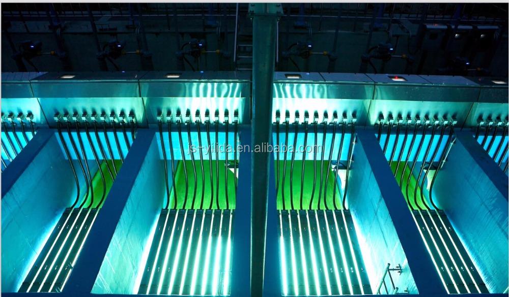 Sewage Treatment Plant Channel Uv Sterilizer For Water