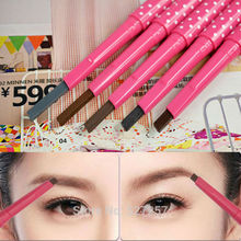 2018 Fashion Women Ladies Waterproof Brown Eyebrow Pencil Eye Brow Liner