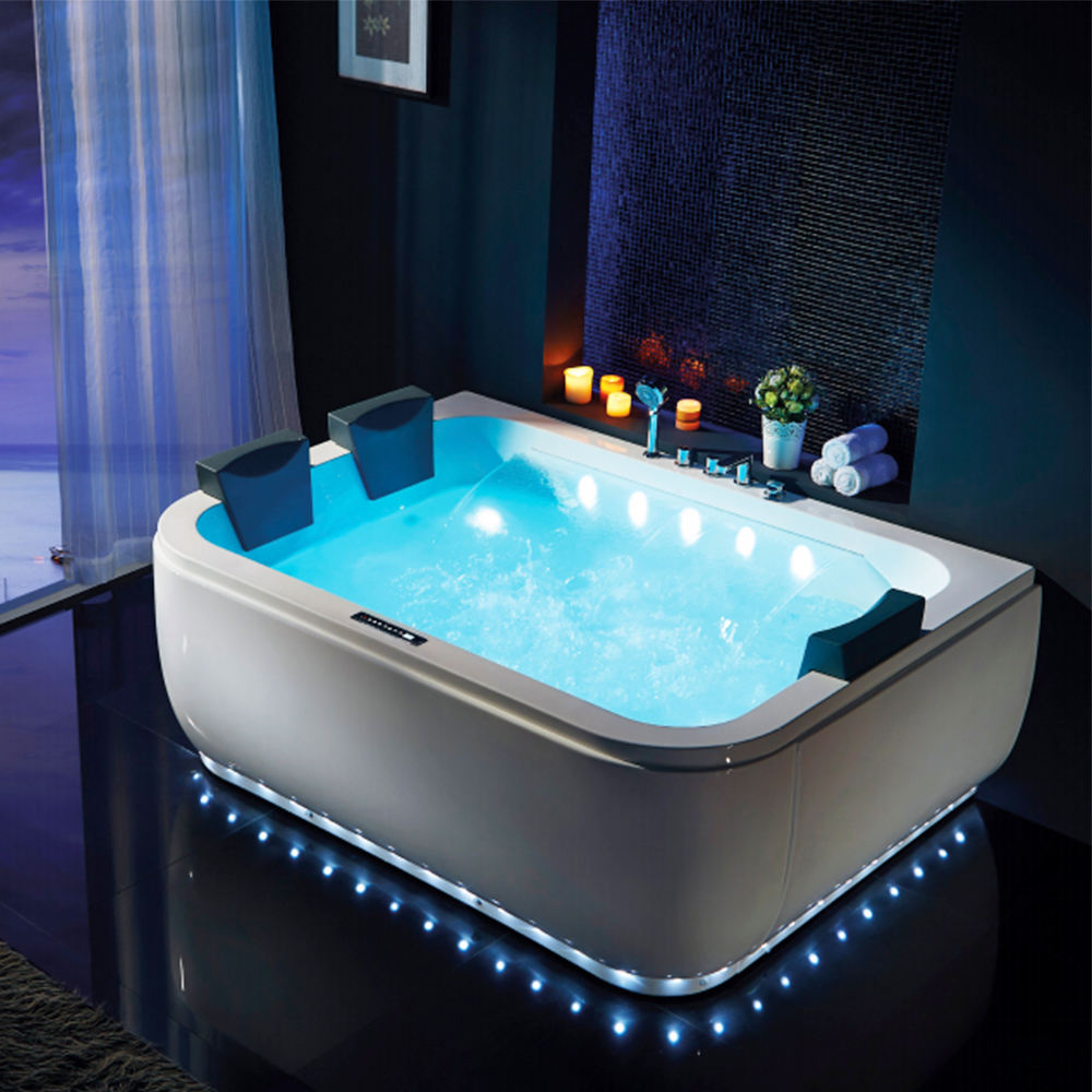 Hs-b1831 Bathroom Hydromassage Bathtub For Fat People - Buy Bathtub ...