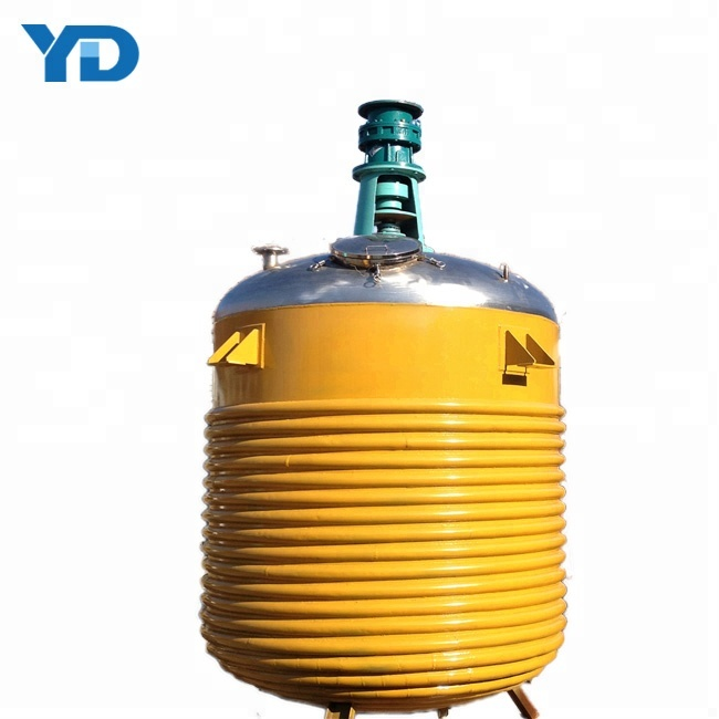 Ss/ms Jacketed Agitator Type Reactor 50~50000l - Buy Reactor Cooling  Jacket,Pharmaceutical Reactor,Jacketed Glass Reactor Product on Alibaba com