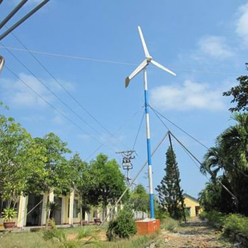 Popular product green energy 60KW small wind turbines power generator system