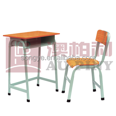 AP china school desk childs wooden desk and chair set children study table and chair set
