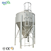 16T Complete Chicken Farming Production Line Farm Silos For Sale