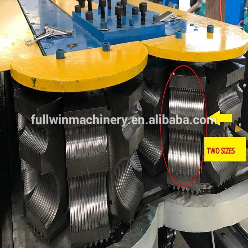 Single Wall Corrugated Pipe Machine / single wall corrugated pipe production line