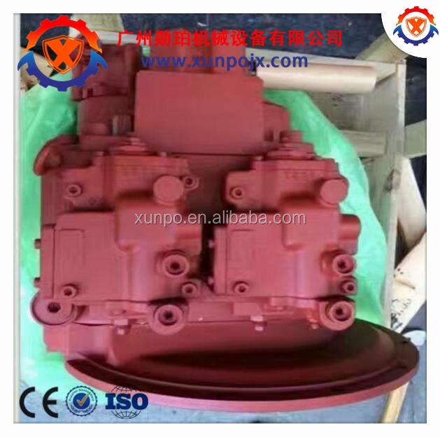 K3V112DP-118R-9S hydraulic main pump 31N6-10100, Hyundai R270LC-7 excavator parts for sale