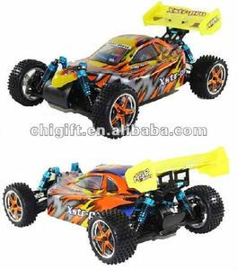 1/10 XSTR Off-Road Electricity Buggy 4WD brushless ESC/Motor RC Car