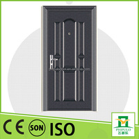 China Low Prices Modern Industrial Roll Security Steel Door