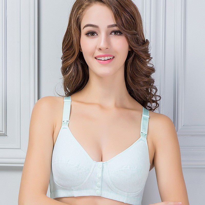 936e69ad42 EE39 Best Women s Pregnancy Front Closure Anti Sagging Breast Feeding  Maternity Nursing Bra For Nursing Mothers