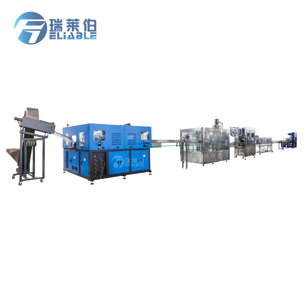 Complete Small PET Bottled Mineral Water Filling Production Line Price