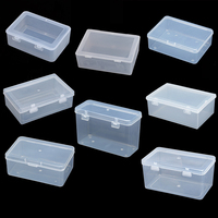 Multifunctional Plastic Packaging Containers Plastic Box for for Accessories