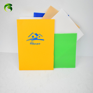 hot sale Printed Corrugated Plastic Board/Corflute Sheet Sign/Printing pp hollow sheet