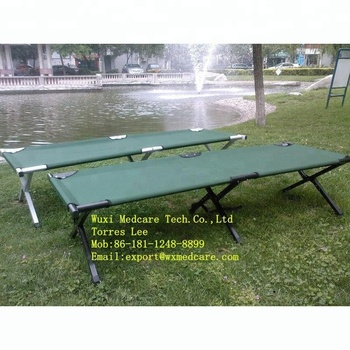 Mt Cb1 Folding Camp Cot Camping Bed From China Oem