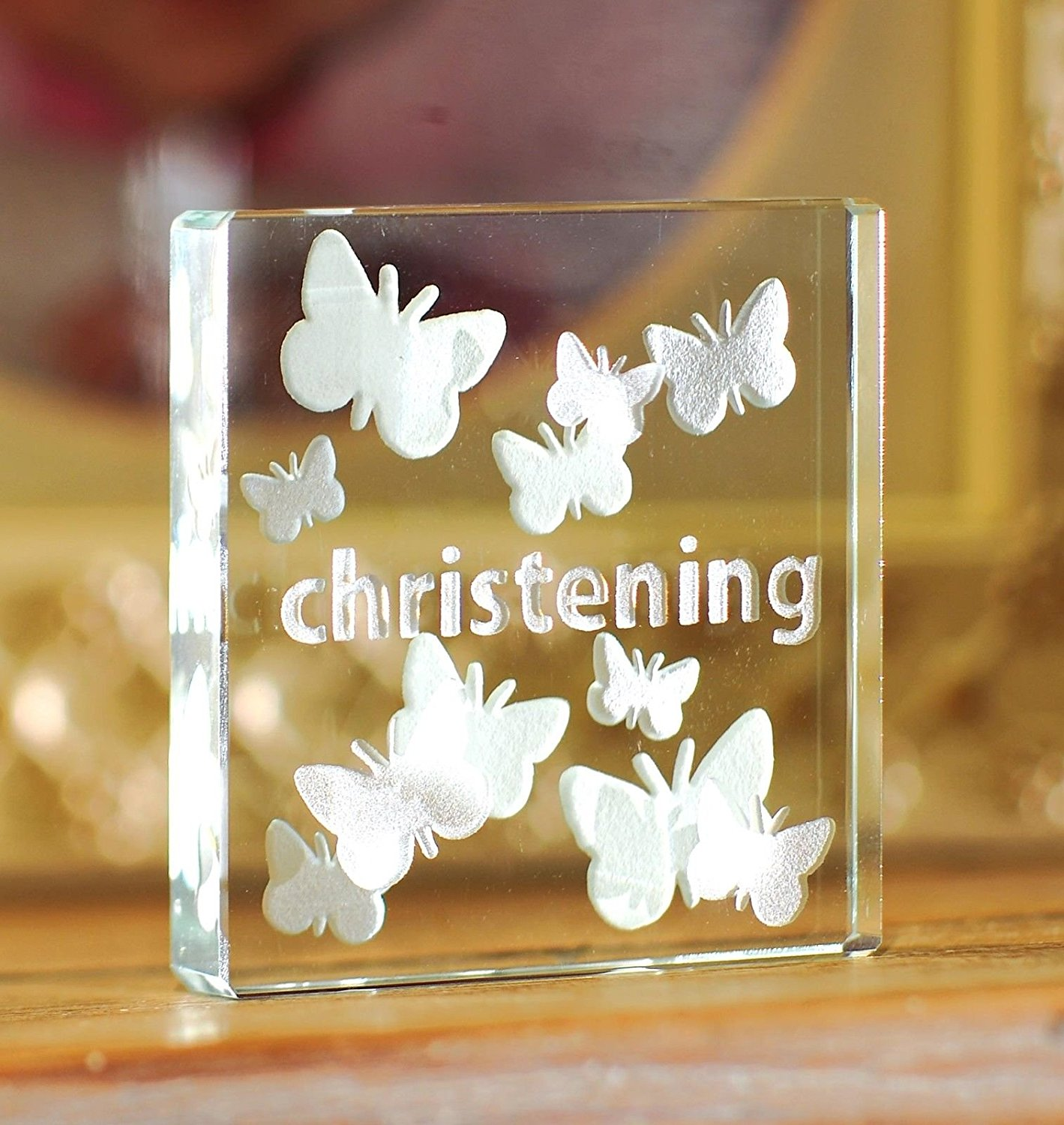 Spaceform Christening Gift Ideas & Keepsake (Godchild, Baptism, Godparent)