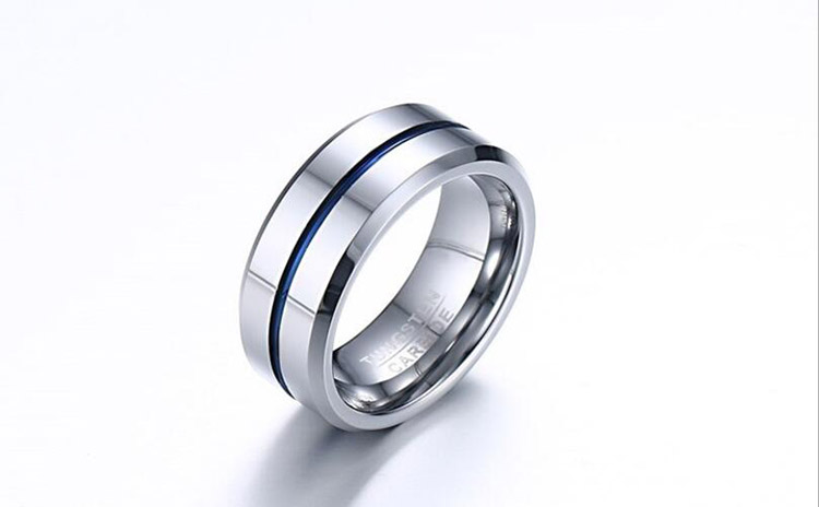 Fashion Jewelry High Class Wedding Rings Philippines Mens Tungsten