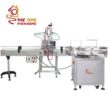 High Quality Double Heads Automatic Liquid Filling Machine TOADF-200Q