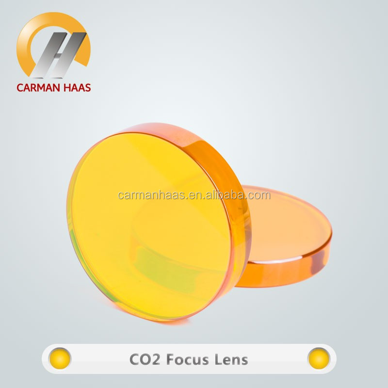 co2 laser focus lens znse diameter 20m focus length 50.8/63.5mm