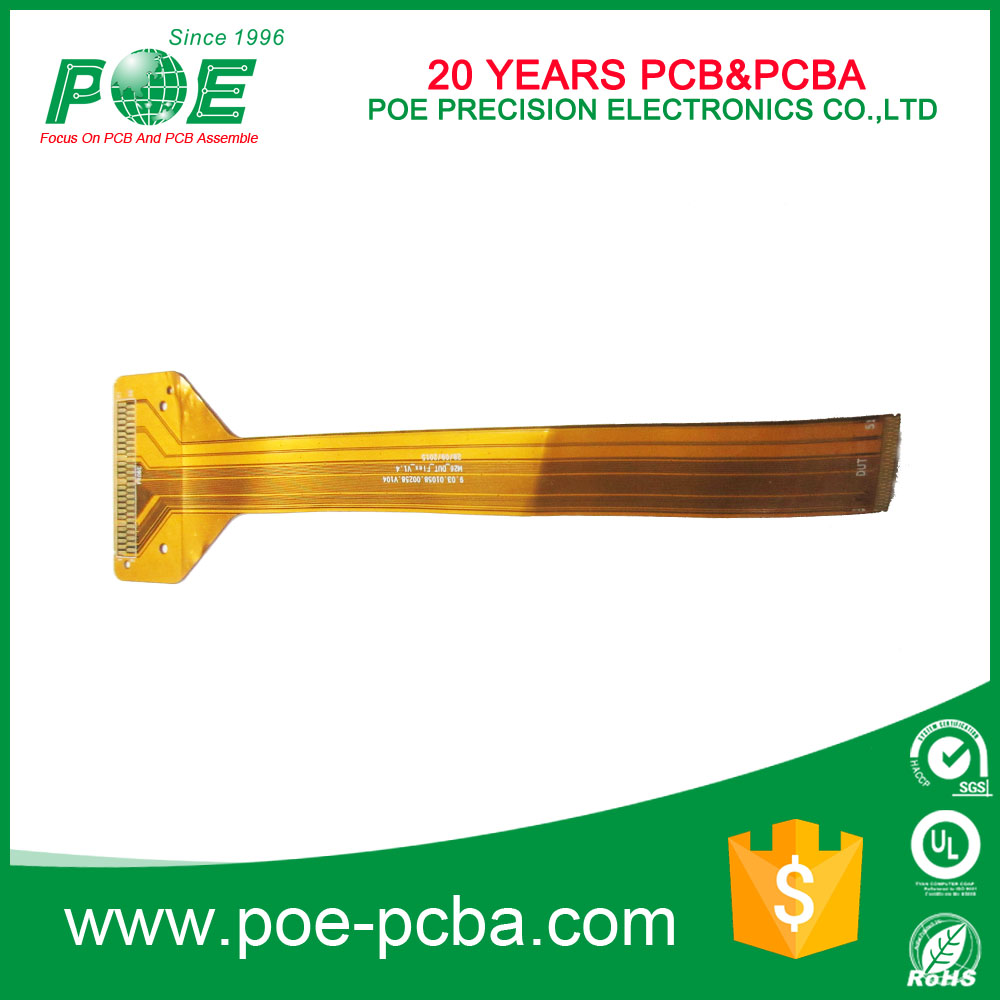 China custom flexible pcb printed circuit board fpc-pcb