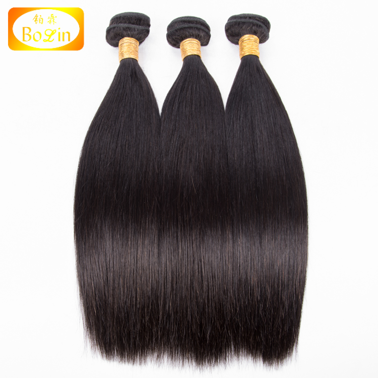 Best selling products wholesale natural black top quality 8a grade brazilian hair