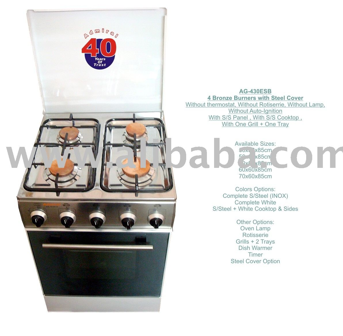 Uncategorized Admiral Kitchen Appliances gas oven pakistan suppliers and manufacturers at alibaba com