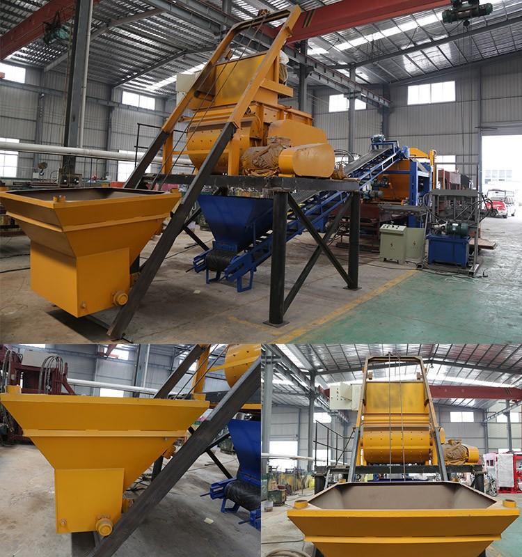 Qt8 15 Concrete Block Making Machine Price In Pakistan