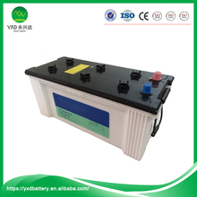 12V lead acid dry cell rechargeable charger machinery car battery