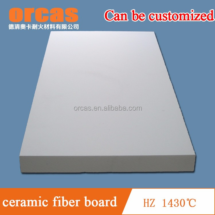 1430HZ Insulation High Alumina Grade Ceramic Fiber Board