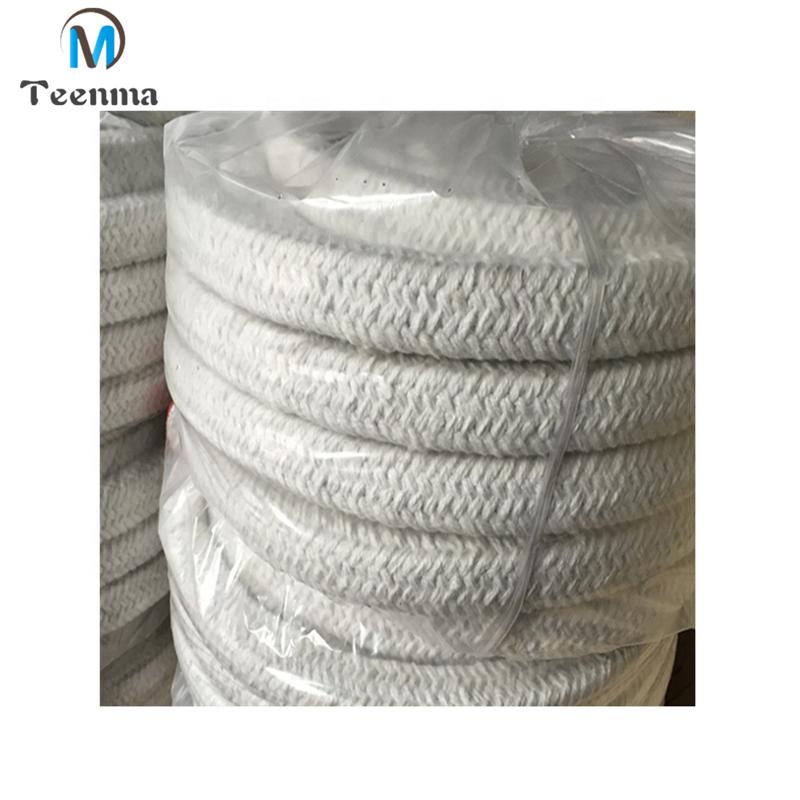 High Temperature Resistant Flexible Round Ceramic Fiber Rope