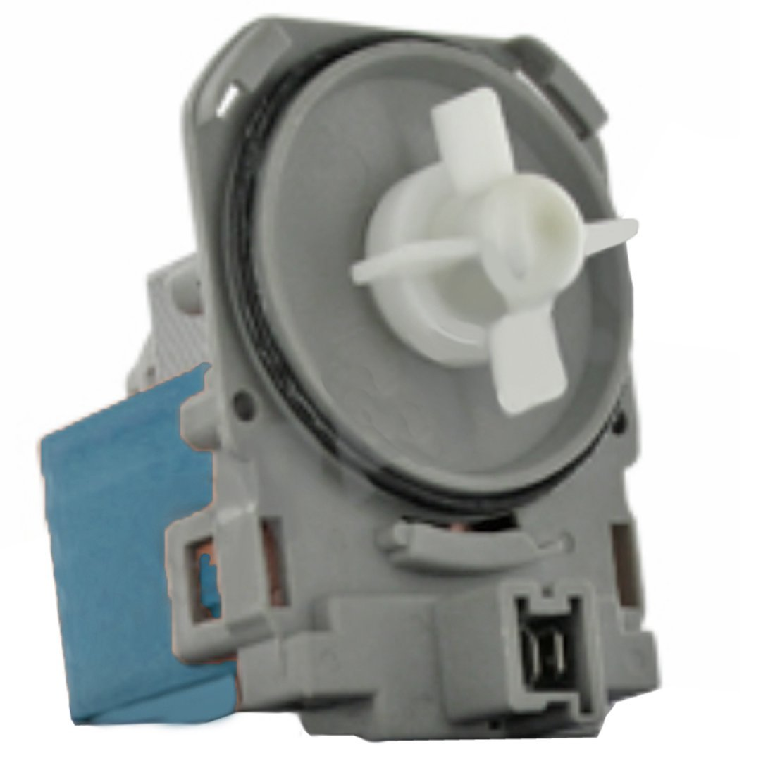 240V SPARES2GO Drain Pump for Haier Washing Machine and Dishwasher