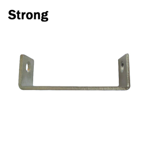 good quality low price metal stamping bed frame bracket aluminum bending parts