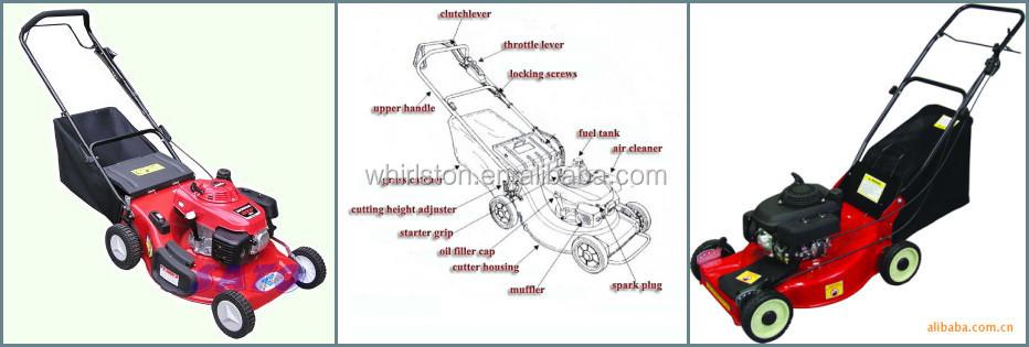 2324 main moteur essence de la tondeuse pouss e tondeuse de pelouse id de produit 60181333782. Black Bedroom Furniture Sets. Home Design Ideas