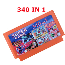 Hot selling 8 bit game cartridge best gift for children ———-  340 in 1