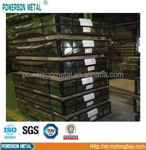 317L plate hot rolled/cold rolld austenitic stainless steel