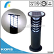 hot sell die-casting aluminium led solar garden light ,solar bollard light ,solar lawn light with ce & rohs