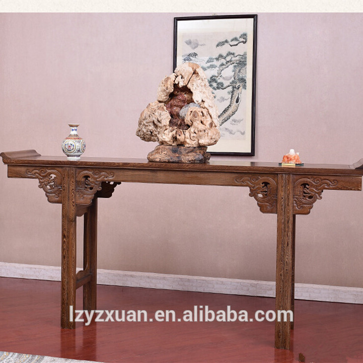 Luxury modern style wooden console cabinet with best quality and low price